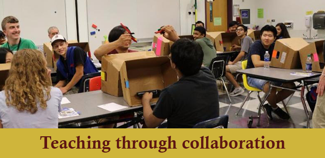 teaching through collaboration